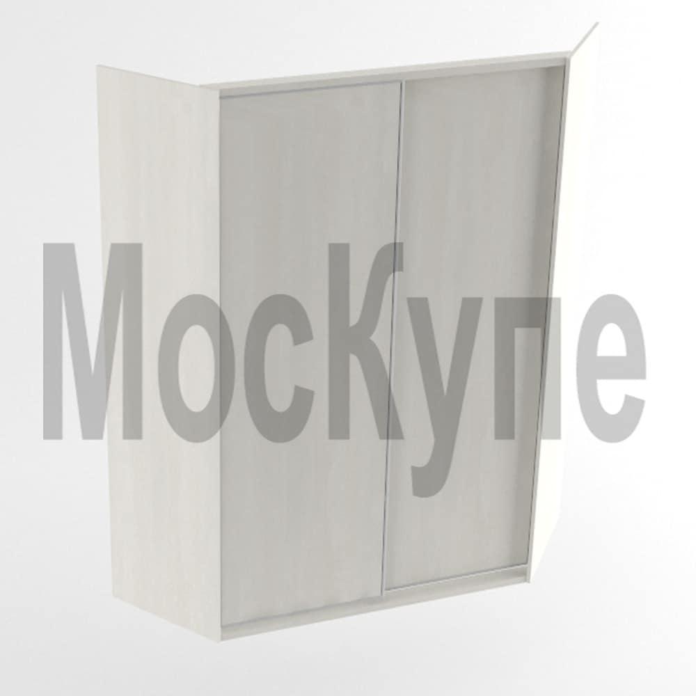 встроенный диагональный шкаф купе