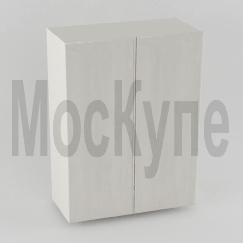 прямой корпусный шкаф купе с распашными дверями