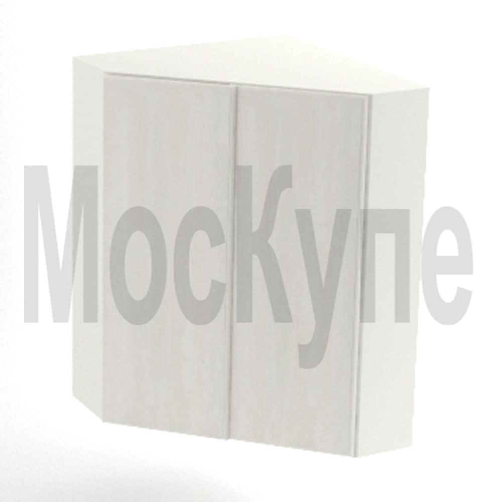 корпусный угловой диагональный шкаф купе